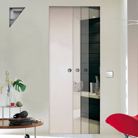 Essential by scrigno essential flush doors by scrigno for Essential scrigno