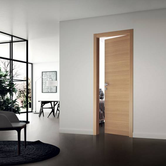 The doors new lines of sliding and swing doors for Porte battante