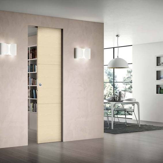 The doors new lines of sliding and swing doors for Porte coulissante scrigno 60