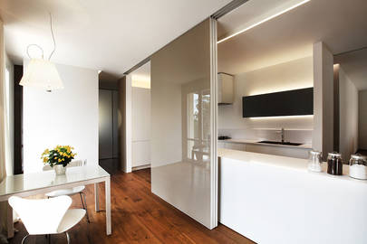 Essential Sliding Essential Flush Doors By Scrigno