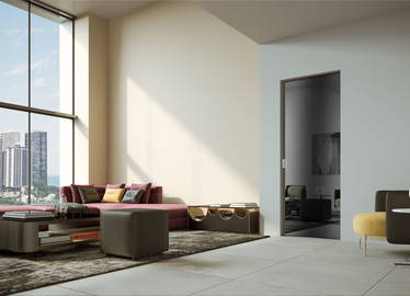 Mirr sliding glass door (Mirr scorrevole)